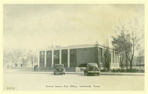 Manchaca Post Office by Postcards