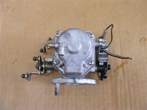 Suzuki 75 Hp Outboard Suzuki Dt 75 Hp Carburetor 13202 956r3 1988 1997 Outboard