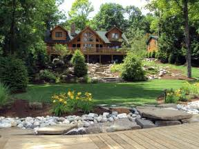 volt landscaping creating distinct outdoor living spaces