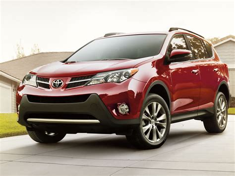 Toyota Rav4 2014 Msrp Toyota Rav4 2014 Reviews Prices Ratings With Various