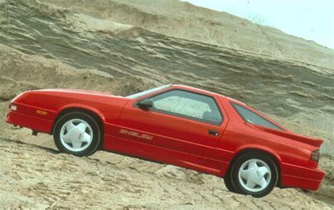 how do cars engines work 1993 dodge daytona engine control used 1990 dodge daytona pricing for sale edmunds