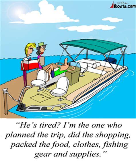 pontoon boat cartoon images iboats boating cartoon june 12 2012 page 1 iboats
