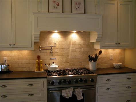 kitchen backsplash traditional kitchen portland