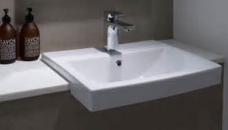 Kohler Bathroom Pedestal Sinks Semi Recessed Basins Amp Sinks From Bathshop321
