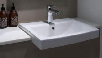 Semi Recessed Basins & Sinks from Bathshop321