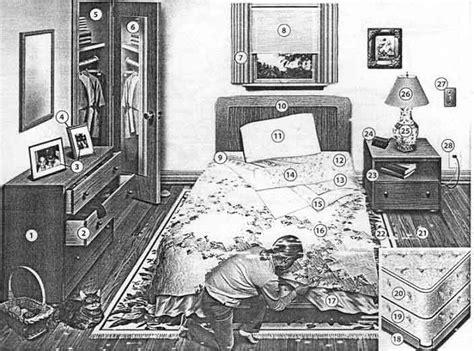 Bedroom Description Exercises Exercises The Bedroom