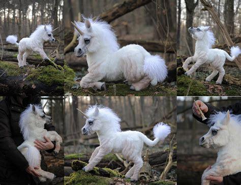 poseable doll unicorn ooak poseable doll unicorn by fellkunst on deviantart