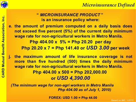 Mba Minimum Salary by Card Mba Challenges In Marketing Microinsurance Products