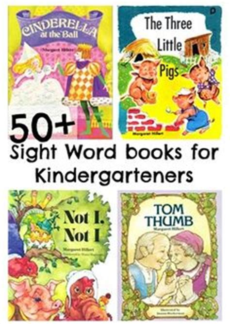 sights books kindergarten books on kindergarten reading