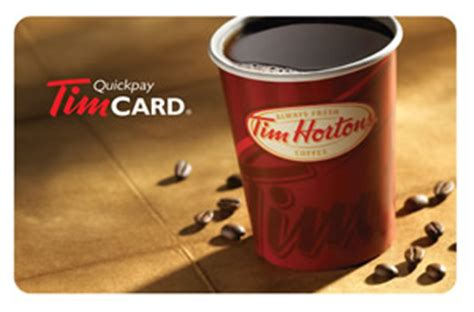 Tim Hortons Gift Card Canada - tim hortons canada
