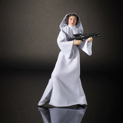 Princess Leia Organa Starwars New Wars The Black Series 6 Quot Figure Images Daily