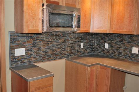 slate kitchen backsplash kitchen remodeling slate backsplash ideas great home decor