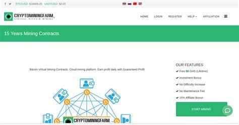 bitcoin farming tutorial daftar cryptomining farm untuk mining bitcoin dengan mudah