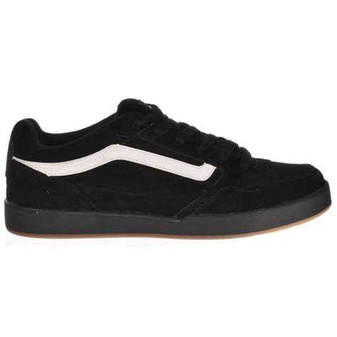 skater shoes vans vans valiant black white skate shoes vans from