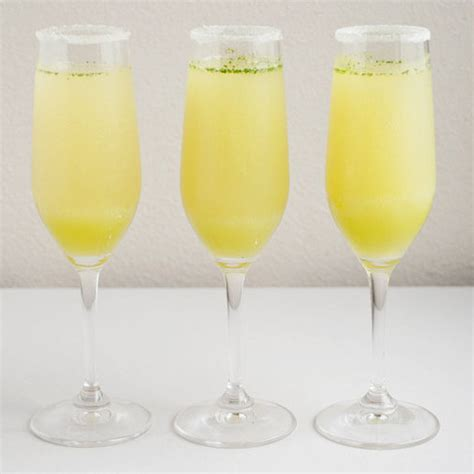 martini limoncello prosecco limoncello cocktail