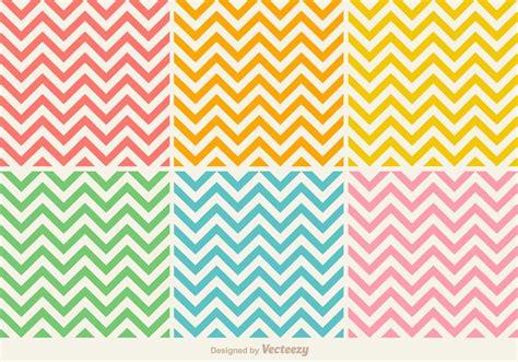 zig zag mitten pattern vector colorful seamless zig zag pattern download free