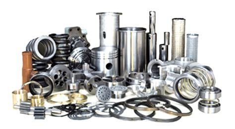 spare parts  heavy equipment machinery aiden international