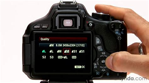 format video canon canon rebel tutorial image format and size options