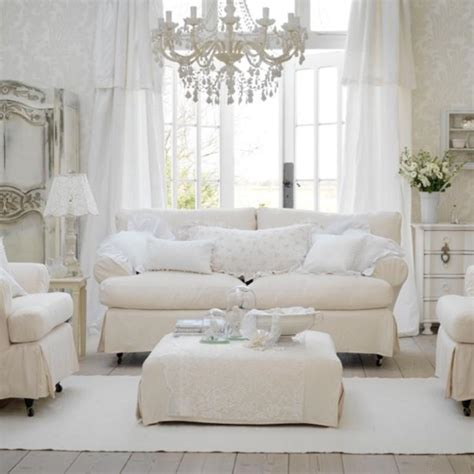 make a white living room chic unique 20 distressed shabby chic living room designs to inspire