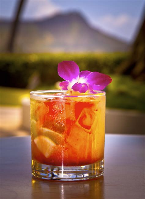 mai cocktail hawaii inspired cocktails hawaiian airlines