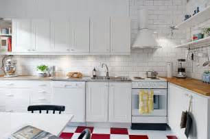Modern White Kitchen Design Related Modern White Kitchen Wood Floor Simple Ideas On