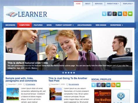 education theme blogspot learner th 232 me wordpress blog gratuit beauxthemes