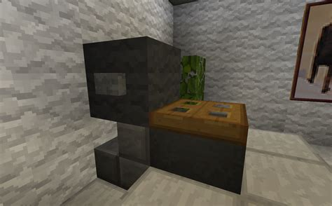 Minecraft Shower by Minecraft Projects Minecraft Bathroom With Functional