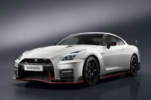 Who Makes Nissan 2017 Nissan Gt R Nismo Makes Official Debut