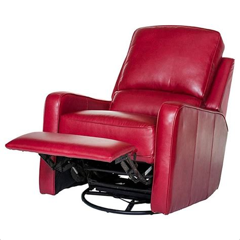 swivel recliner small leather swivel recliner finest ideal swivel rocker