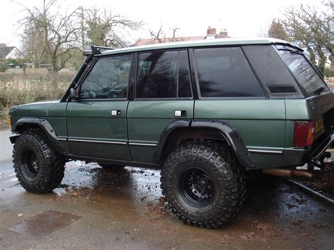 land rover classic lifted 4x4 gallery off road 4x4s