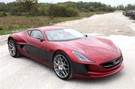 Rimac Concept One   The Super Expensive Supercar   Car Tuning