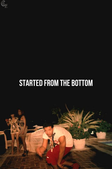 Drake Meme Started From The Bottom - drake mine ovo drake gif started from the bottom