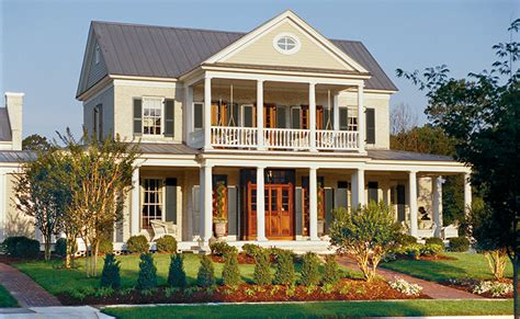house plans southern living display
