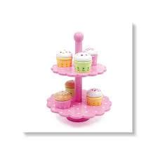 Etagere Muffins by Etagere Muffins Wooden Play Food Toys And