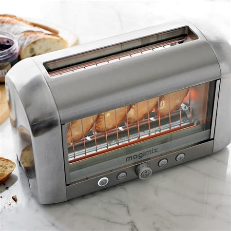 Magimix Vision Toaster Best Price magimix by robot coupe vision toaster williams sonoma