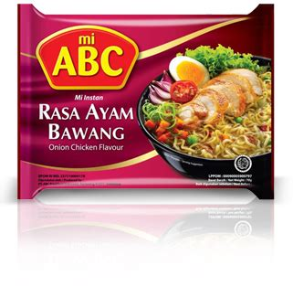 Mie Abc Ayam Bawang abc president pt trade promotion center