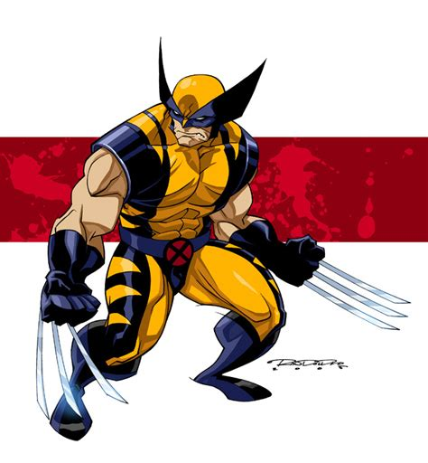imágenes de wolverine en caricatura los 10 mejores superh 233 roes de marvel