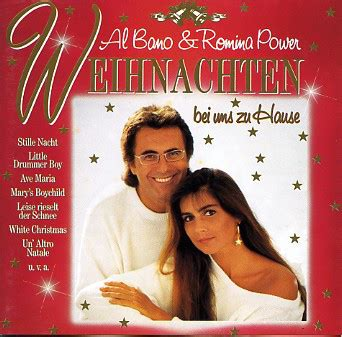 bei uns zuhause al bano romina power weihnachten bei uns zu hause at