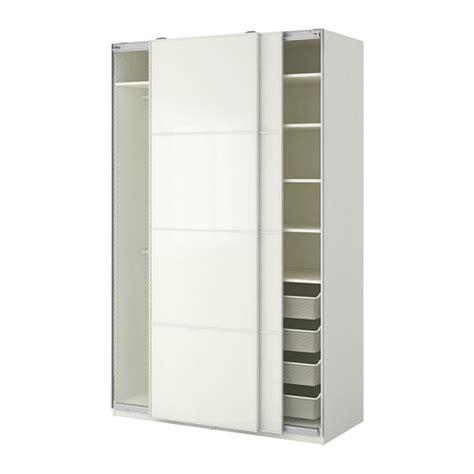 Kleiderschrank 230 Hoch by Pax Kleiderschrank 150x66x236 Cm Schiebet 252 Rd 228 Mpfer Ikea