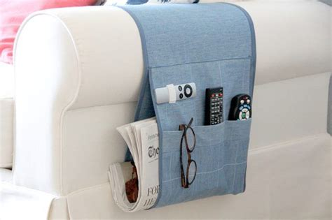 pattern for chair remote holder how to make an arm chair remote holder videos sewing