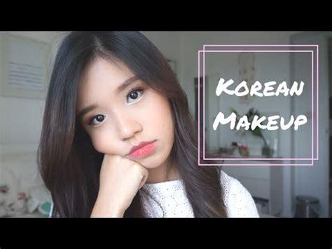 tutorial make up macam korea สวยใสสไตล เกาหล ด วยไอเด ยการแต งหน าเร ดๆ
