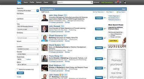 How To Search For On Linkedin Without Them Knowing Linkedin Your Key To More Sales The Incore Times