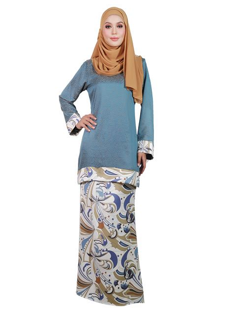 Baju Baju Colection one collection baju kurung moden one collection baju
