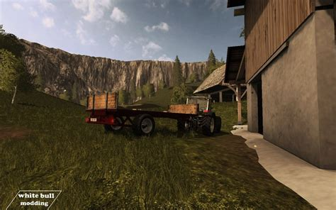 home made ls trailer v 1 0 ls17 farming simulator 2015 15 mod