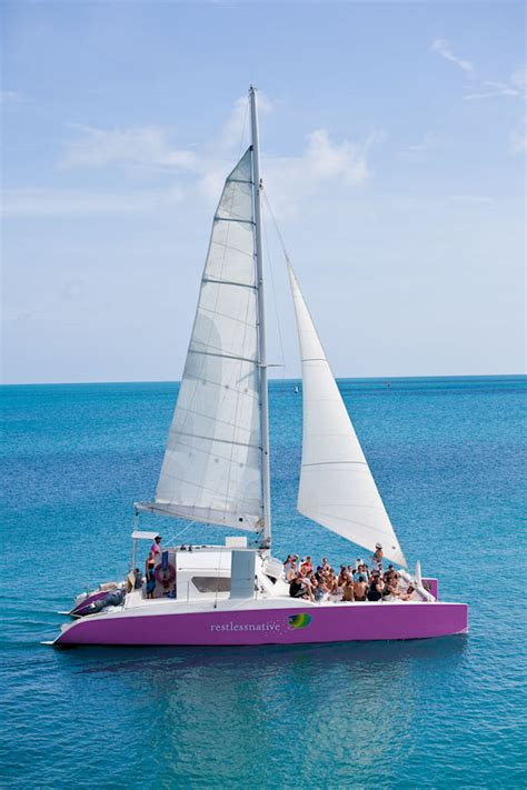 bermuda catamaran reviews best catamaran sail snorkel adventure shore excursion at