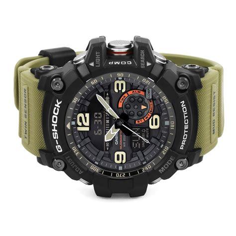 Casio G Shock Gg 1000 Black gents casio g shock mudmaster exclusive alarm chronograph