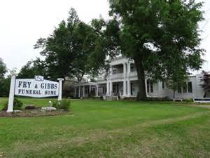 fry funeral home fry gibbs funeral home tx funeral homes on