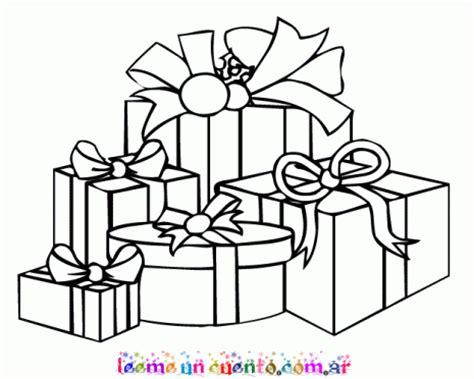 imagenes de navidad para colorear regalos dibujos de regalos navide 241 os para colorear colorear im 225 genes