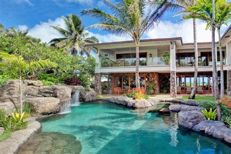 beach house rentals oahu hawaii villas oahu villas royal kailua estate vacation rentals by caribbeanway