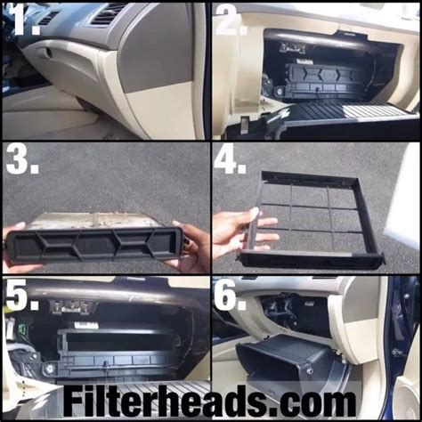 Filter Udara Ac Cabin Nissan X Trail X Trail Up Th 2007 56 best honda cabin air filter replacement images